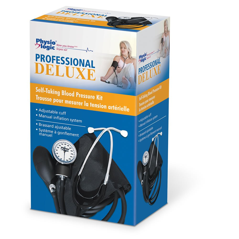 Professional Deluxe Self-Taking Home Blood Pressure Kit