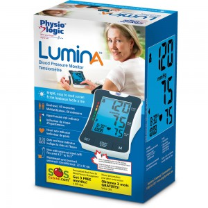 LuminA Blood Pressure Monitor Box