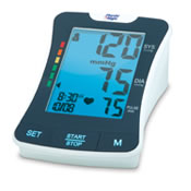 Lumina blood pressure monitor